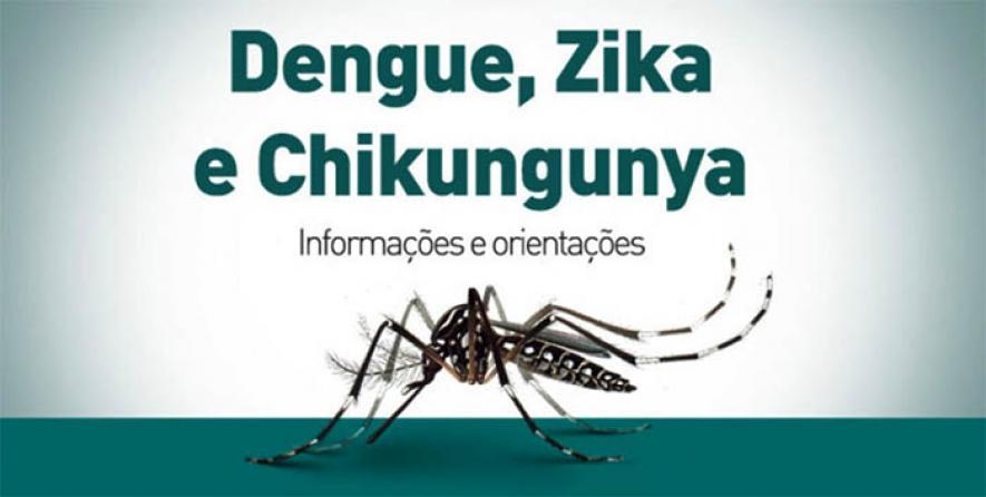 #Combate ao zika no Brasil.